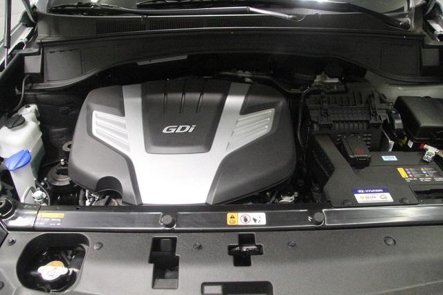 Hyundai Santa Fe Towing Capacity engine