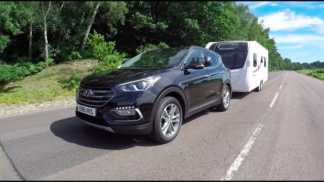 Hyundai Santa Fe Towing Capacity