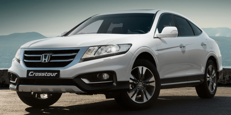 2020 Honda Crosstour review