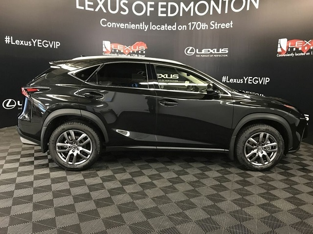 2020 Lexus NX 300 side view