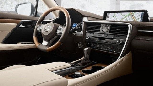 2020 Lexus RX 350 Interior, Refresh, F sport - 2020 Best SUV Models
