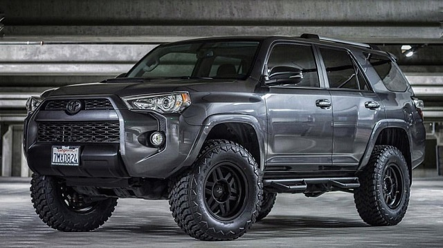 2020 Toyota Sequoia front view