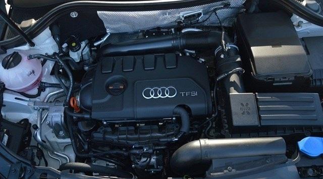 2020 Audi Q3 engine