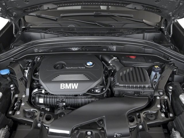 2020 BMW X1 engine