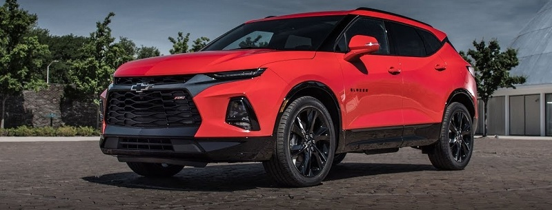 2019 Chevy Blazer Rs Price Release Date And Price Hot News 2019