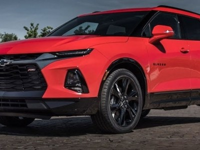 2020 Chevy Blazer review