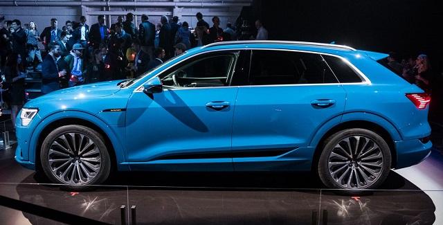 2020 Audi q6 e-tron