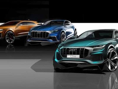 2020 Audi q6 render