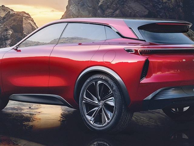 2020 Buick Enspire rear view