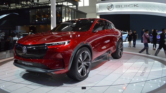 2020 Buick Enspire review