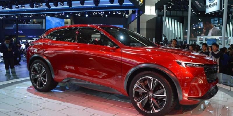 2020 Buick Enspire specs