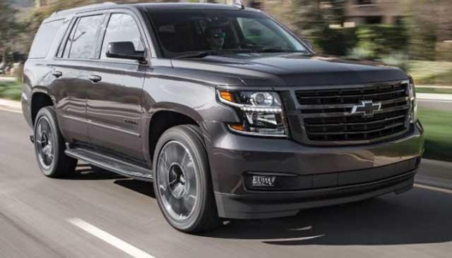 2020 Chevrolet Trailblazer redesign