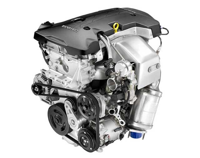 2020 GMC Acadia turbo engine