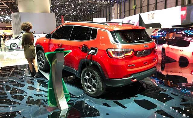 2020 Jeep Renegade Hybrid PHEV