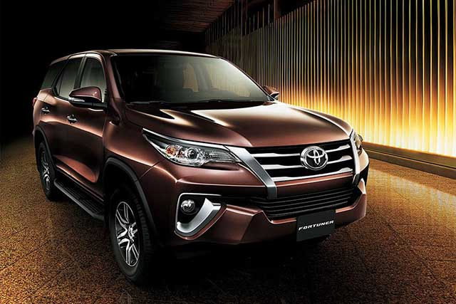 2020 Toyota Fortuner Facelift and Price - 2020 Best SUV Models