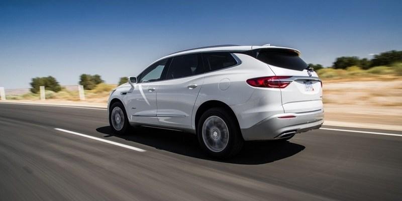 2020 buick enclave changes - hybrid  avenir