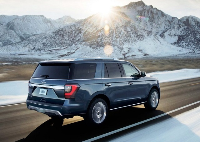 2020 Ford Expedition price