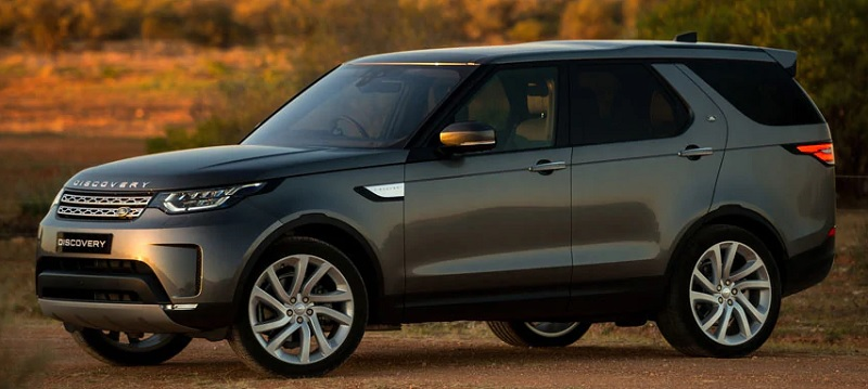 2020 Land Rover Discovery full review