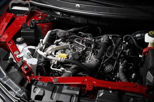 2020 Nissan Juke 1.3 engine