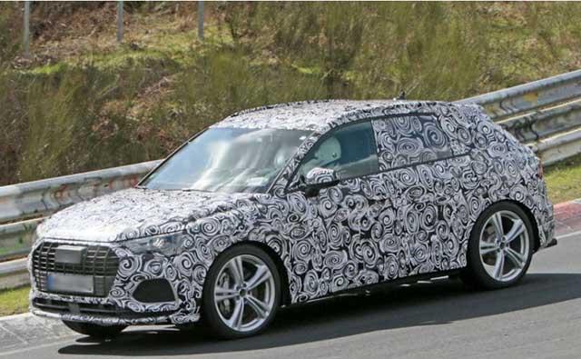 2020 Audi SQ3 release date