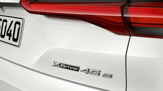 2021 BMW X5 electric
