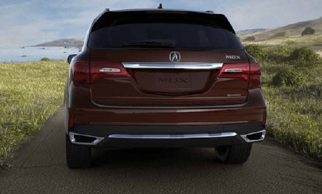 2020 Acura MDX Type S redesign