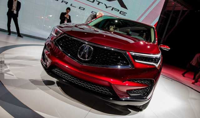 2020 Acura MDX Type S Spy Shots And Release Date Info >> 2020 Acura Mdx Type S Spy Shots And Release Date Info 2020 Best