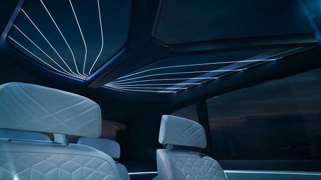 2020 BMW X8 interior