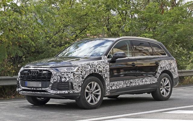2021 Audi Q3 Redesign, Release Date, USA, Prices >> 2021 Audi Q7 Spy Shots Release Date Specs Price 2020
