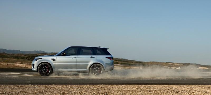2020 Range Rover Sport HST specs