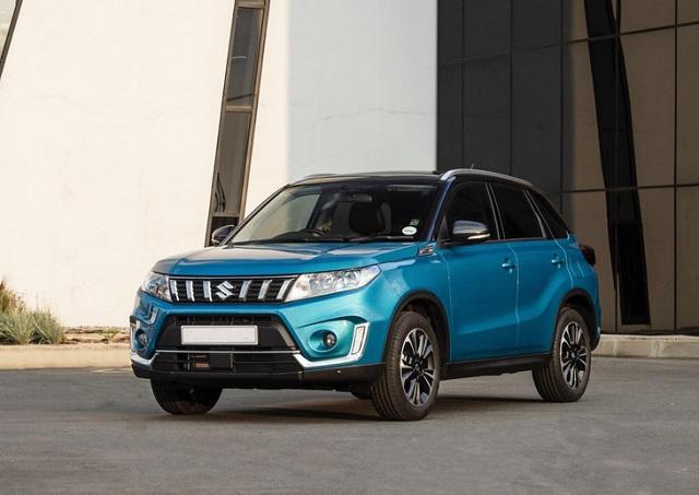 2020 Suzuki Grand Vitara changes