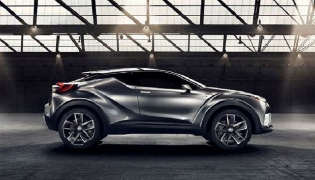 2020 Toyota C-HR redesign