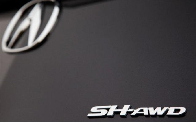 2020 Acura MDX Hybrid sh awd