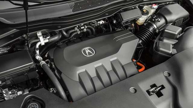 2020 Acura MDX Hybrid specs