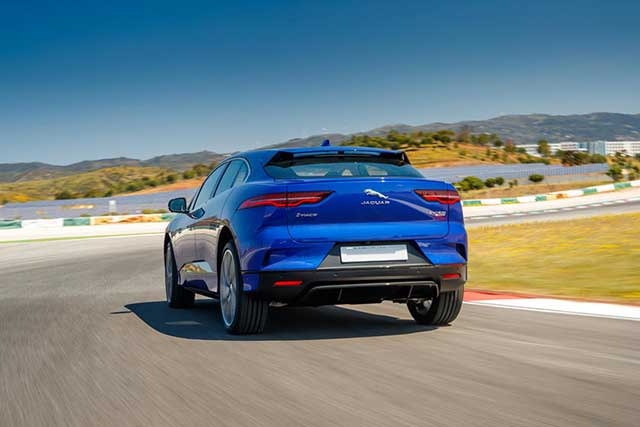 2020 Jaguar I-Pace redesign