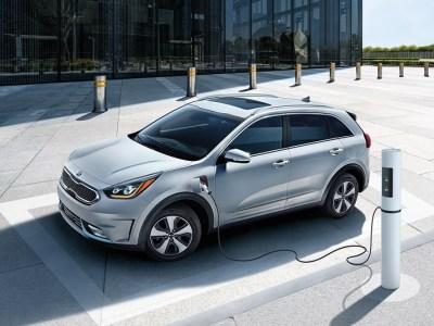 2020 Kia Niro Plug-In Hybrid range
