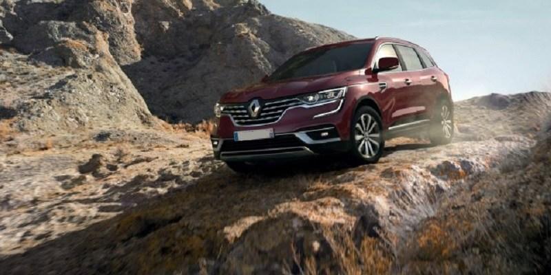 2020 Renault Koleos price