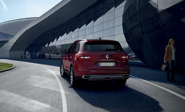 2020 Renault Koleos redesign