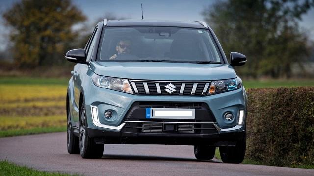 2020 Suzuki Vitara changes