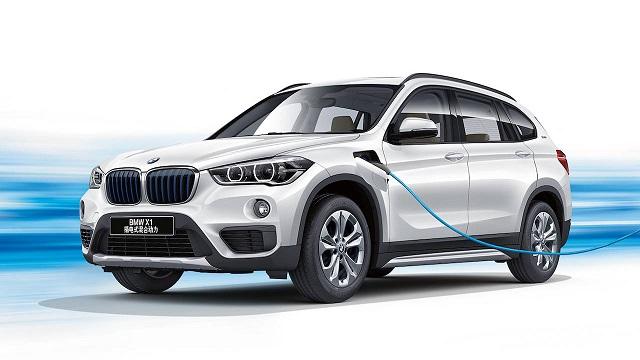 2020 BMW X1 Hybrid range