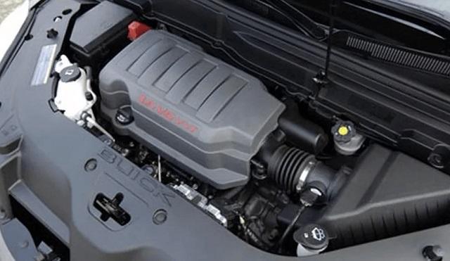 2020 Buick Enclave Essence specs
