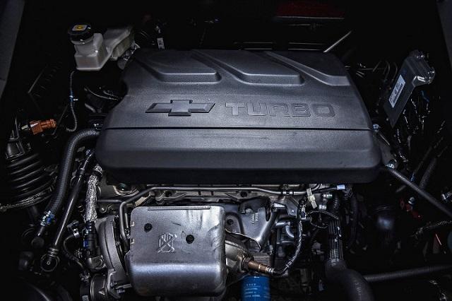 2020 Chevy Captiva turbo engine