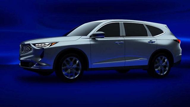 2021 Acura MDX concept