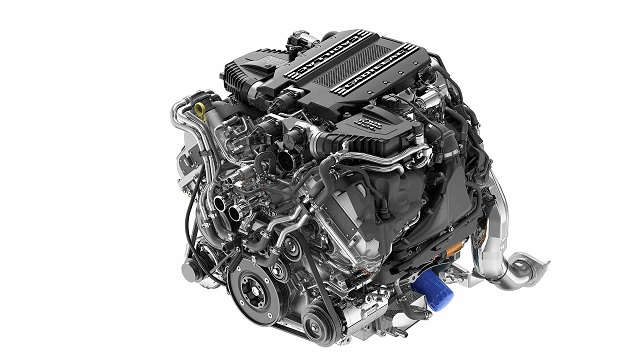 2021 Cadillac Escalade 4.2 V8 engine