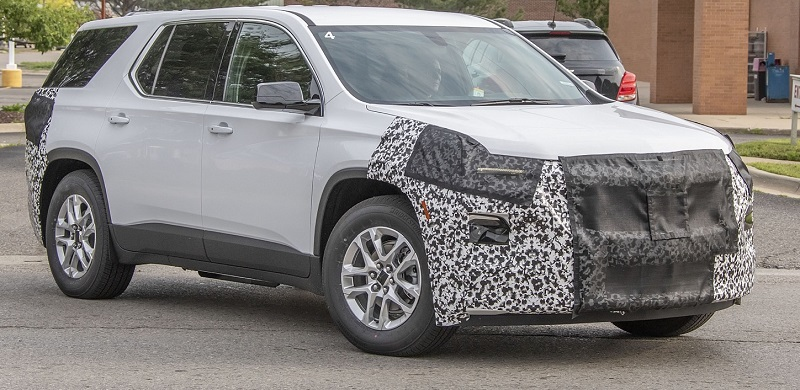 2021 chevy traverse release date refresh and hybrid