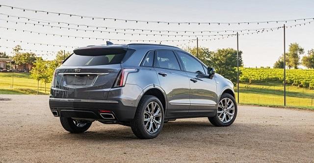 2021 Cadillac XT5 price