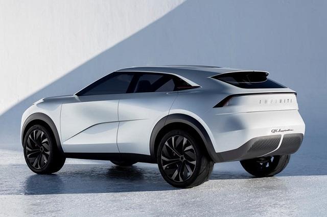 2021 Infiniti QX60 inspiration concept