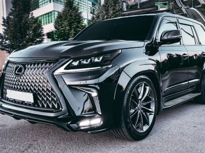 2021 Lexus LX 570 Sport