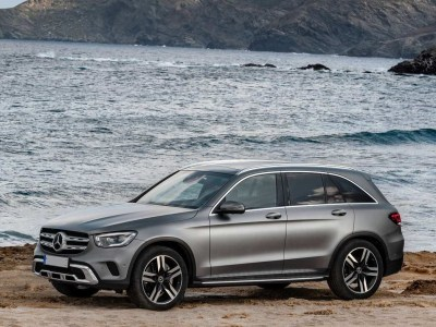 2021 Mercedes Benz GLC