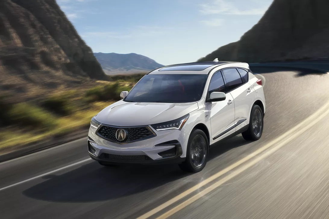2021 acura rdx presents you the type s model